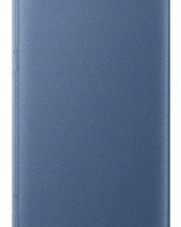 Husa LED View Cover Samsung EF-NG955PLEGWW pentru Samsung Galaxy S8 Plus (Albastru)