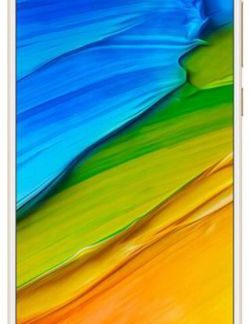 Telefon Mobil Xiaomi Redmi 5 Plus, Procesor Octa-Core 2.0GHz, IPS LCD capacitive touchscreen 5.99inch, 4GB RAM, 64GB Flash, 12MP, Wi-Fi, 4G, Dual Sim, Android (Auriu)