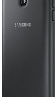 Protectie Spate Samsung EF-PJ730CBEGWW pentru Samsung Galaxy J7 2017 (Negru)