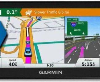 Sistem de navigatie Garmin Drive 60 LMT EU, WVGA TFT Capacitive Touchscreen 6inch , Harta Full Europa, Actualizari pe Viata a Hartilor