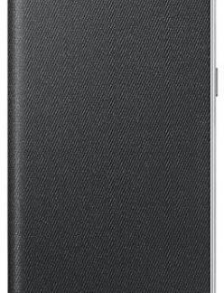 Husa Flip cover Samsung EF-FA530PBEGWW pentru Samsung Galaxy A8 (2018) (Negru)
