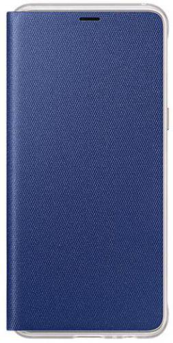 Husa Flip cover Samsung EF-FA530PLEGWW pentru Samsung Galaxy A8 (2018) (Albastru)