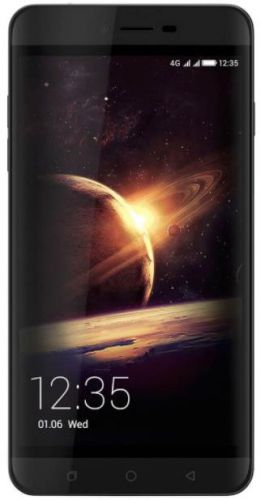 Telefon Mobil Coolpad Torino, Procesor Octa-Core 1.36GHz/1.0GHz, IPS Capacitive touchscreen 5.5inch, 3GB RAM, 16GB Flash, 13MP, Wi-Fi, 4G, Dual Sim, Android (Gri)
