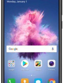 Telefon Mobil Huawei P Smart, Procesor HiSilicon KIRIN 659, Octa Core 1.7GHz / 2.36GHz, IPS LCD 5.65inch, 3GB RAM, 32GB Flash, Camera Duala 13MP + 2MP, 4G, WI-FI, Dual Sim, Android (Negru)