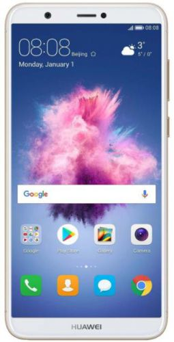 Telefon Mobil Huawei P Smart, Procesor HiSilicon KIRIN 659, Octa Core 1.7GHz / 2.36GHz, IPS LCD 5.65inch, 3GB RAM, 32GB Flash, Camera Duala 13MP + 2MP, 4G, WI-FI, Dual Sim, Android (Auriu)