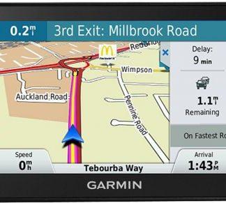 Sistem de navigatie Garmin DriveSmart 60 LMT-D EU, WQVGA TFT Capacitive Touchscreen 6inch, Harta Full Europa, Actualizari pe Viata a Hartilor