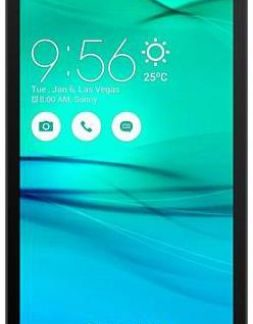 Telefon Mobil Asus Zenfone Go ZB500KG, Procesor Quad-Core 1.2GHz, Capacitive touchscreen 5inch, 1GB RAM, 8GB Flash, 8MP, 3G, Wi-Fi, Dual Sim, Android (Argintiu)