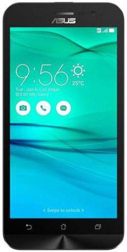 Telefon Mobil Asus Zenfone Go ZB500KG, Procesor Quad-Core 1.2GHz, Capacitive touchscreen 5inch, 1GB RAM, 8GB Flash, 8MP, 3G, Wi-Fi, Dual Sim, Android (Argintiu)