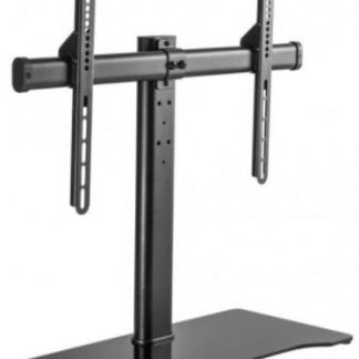 Stand TV SBOX FS-305, 32inch - 55inch, 40 Kg (Negru)