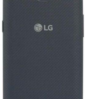 Protectie Spate LG Snap On CSV-170 pentru LG K4 (Negru)