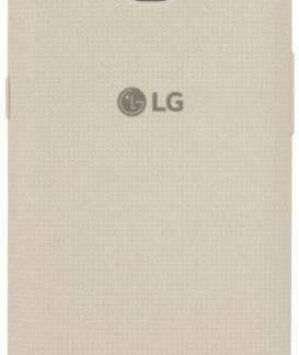 Protectie Spate LG Snap On CSV-170 pentru LG K4 (Alb)