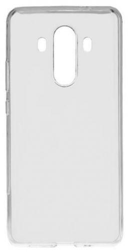 Protectie Spate Lemontti Silicon Ultraslim pentru Huawei Mate 10 Pro (Transparent)