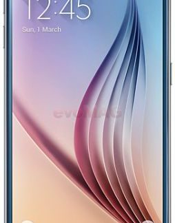 Telefon Mobil Samsung Galaxy S6, Procesor Octa Core 1.5GHz / 2.1GHz, Super AMOLED capacitive touchscreen 5.1inch, 3GB RAM, 32GB Flash, 16MP, Wi-Fi, 4G, Dual Sim, Android (Negru)