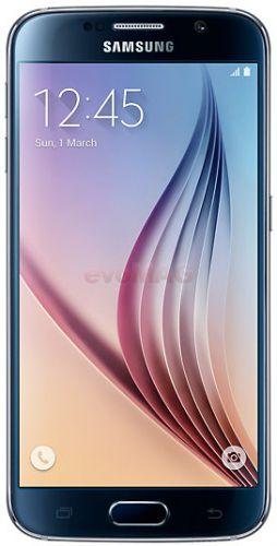 Telefon Mobil Samsung Galaxy S6, Procesor Octa Core 1.5GHz / 2.1GHz, Super AMOLED capacitive touchscreen 5.1inch, 3GB RAM, 32GB Flash, 16MP, Wi-Fi, 4G, Dual Sim, Android (Negru)