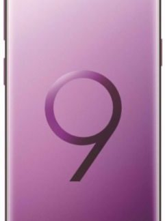 Telefon Mobil Samsung Galaxy S9, Procesor Exynos 9810, Octa-Core 2.7GHz / 1.7GHz, Super AMOLED Capacitive touchscreen 5.8inch, 4GB RAM, 64GB Flash, 12MP, 4G, Wi-Fi, Dual SIM, Android (Violet)