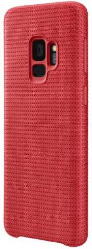 Protectie Spate Samsung Hyperknit EF-GG960FREGWW pentru Samsung Galaxy S9 (Rosu)