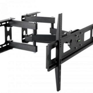 Suport Perete SBOX PLB-1348, 37inch - 63inch, 60 Kg (Negru)