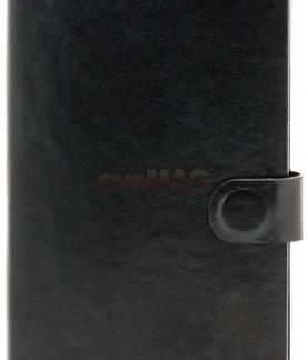 Husa Flip cover E-Boda pentru E-Boda Storm V510 (Negru)