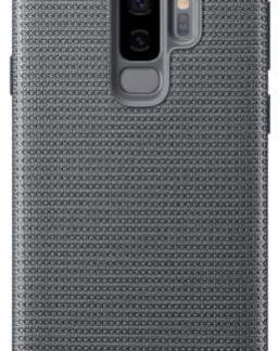 Protectie Spate Samsung Hyperknit EF-GG965FJEGWW pentru Samsung Galaxy S9 Plus (Gri)