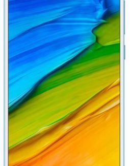 Telefon Mobil Xiaomi Redmi 5 Plus, Procesor Octa-Core 2.0GHz, IPS LCD capacitive touchscreen 5.99inch, 4GB RAM, 64GB Flash, 12MP, Wi-Fi, 4G, Dual Sim, Android (Albastru)