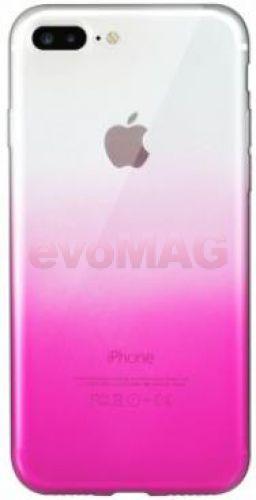 Protectie spate Benks Gradient 948005935726 pentru iPhone 7 Plus (Roz)