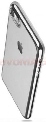 Protectie spate Benks Magic Glitz 948005935825 pentru iPhone 7 Plus (Transparent/Argintiu)