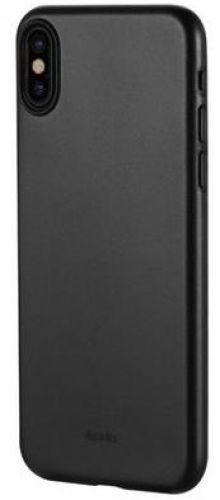 Protectie Spate Benks Lollipop 6948005941420 pentru Apple iPhone X (Negru)