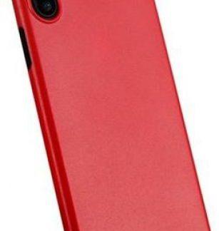 Protectie Spate Benks Lollipop 6948005941437 pentru Apple iPhone X (Rosu)