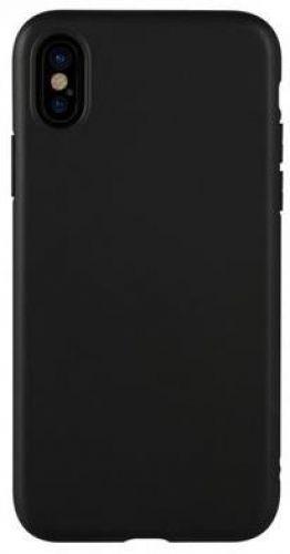 Protectie Spate Benks Pudding 6948005941390 pentru Apple iPhone X (Negru)
