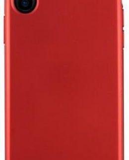 Protectie Spate Benks Magic Q 6948005941604 pentru Apple iPhone X (Rosu)