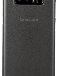 Protectie Spate Benks Lollipop 6948005941147 pentru Samsung Galaxy Note 8 (Negru)