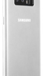 Protectie Spate Benks Lollipop 6948005941154 pentru Samsung Galaxy Note 8 (Alb)