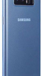Protectie Spate Benks Lollipop 6948005941130 pentru Samsung Galaxy Note 8 (Albastru)