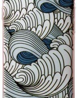 Protectie Spate Benks Memo Wave 6948005932251 pentru Apple iPhone 6 / 6s (Multicolor)