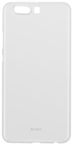 Protectie Spate Benks Lollipop 6948005939144 pentru Huawei P10 (Alb Mat)