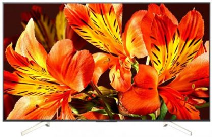 Televizor LED Sony BRAVIA 165 cm (65inch) KD65XF8505, Ultra HD 4K, Smart TV, X-Reality™ PRO 4K, Android TV, WiFi, CI+