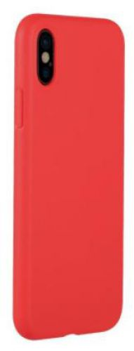 Protectie Spate Benks Pudding 6948005941406 pentru Apple iPhone X (Rosu)