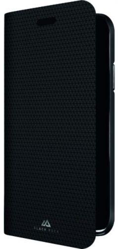 Husa Flip Cover Black Rock Booklet 180700 pentru Apple iPhone X (Negru)
