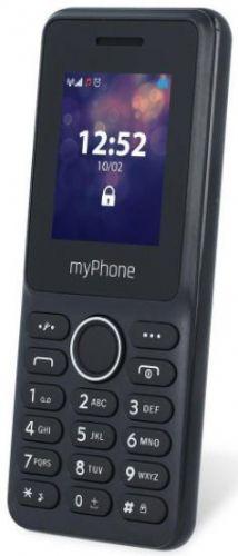 Telefon Mobil myPhone 3320, TFT 1.77inch, VGA, 2G, Dual Sim (Negru)