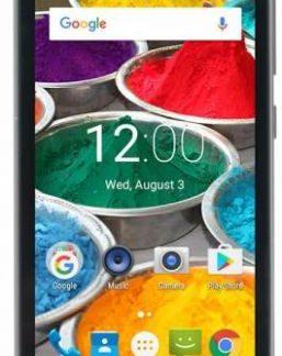 Telefon Mobil E-Boda Eclipse G450, Procesor Quad-Core 1.1GHz, Capacitiv Touchscreen 4.5inch, 1GB RAM, 8GB Flash, 8MP, 4G, Wi-Fi, Dual Sim, Android (Negru)