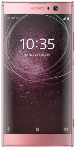 Telefon Mobil Sony Xperia XA2 H3113, Procesor Octa-Core 2.2GHz, IPS LCD Capacitive Touchscreen 5.2inch, 3GB RAM, 32GB Flash, 23MP, Wi-Fi, 4G, Single Sim, Android (Roz)
