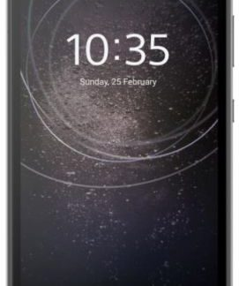 Telefon Mobil Sony Xperia L2 H4311, Procesor Quad-Core 1.5GHz, IPS LCD Capacitive Touchscreen 5.5inch, 3GB RAM, 32GB Flash, 13MP, Wi-Fi, 4G, Dual Sim, Android (Negru)