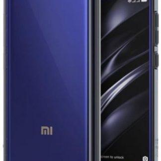 Protectie Spate Ringke Smoke, 8809525019724 pentru Xiaomi Mi 6 (Negru Transparent)