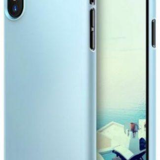 Protectie Spate Ringke Slim, 8809550345843 pentru Apple iPhone X (Albastru)