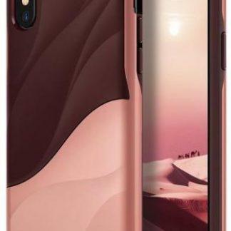 Protectie Spate Ringke Wave, 8809550346468 pentru Apple iPhone X (Roz)