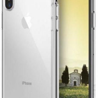 Protectie Spate Ringke Fusion, 8809550345584 pentru Apple iPhone X (Transparent)