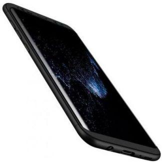 Protectie Spate GKK 360, 874155924357 pentru Samsung Galaxy S8 (Negru)