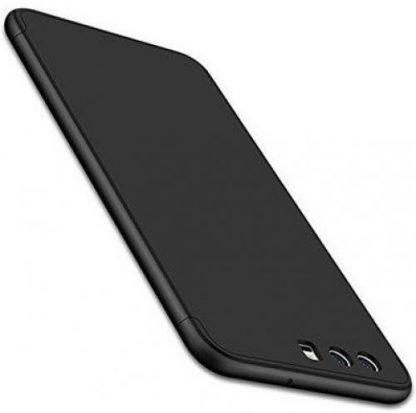 Protectie Spate GKK 360, 874155924432 pentru Huawei P10 (Negru)