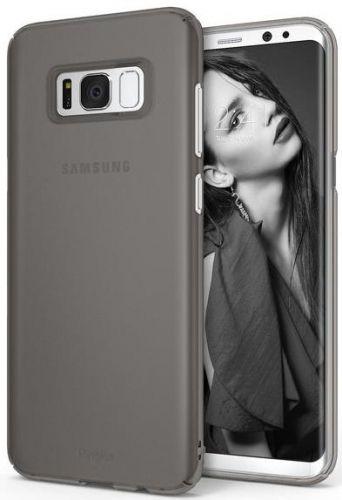 Protectie Spate Ringke Slim Frost pentru Samsung Galaxy S8 Plus (Gri)