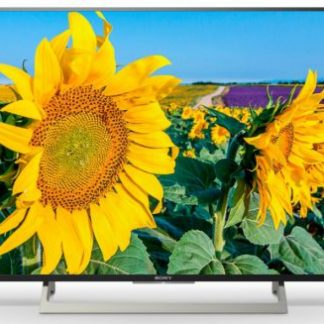 Televizor LED Sony 109 cm (43inch) KD43XF8096BAEP, Ultra HD 4K, X-Reality PRO, Smart TV, Android TV, WiFi, CI+